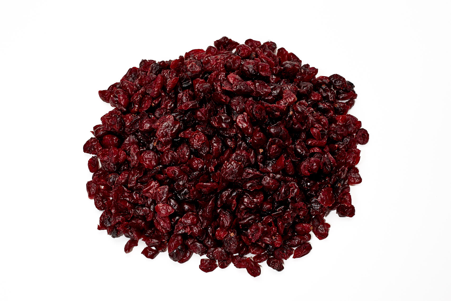 Dried cranberries craisins