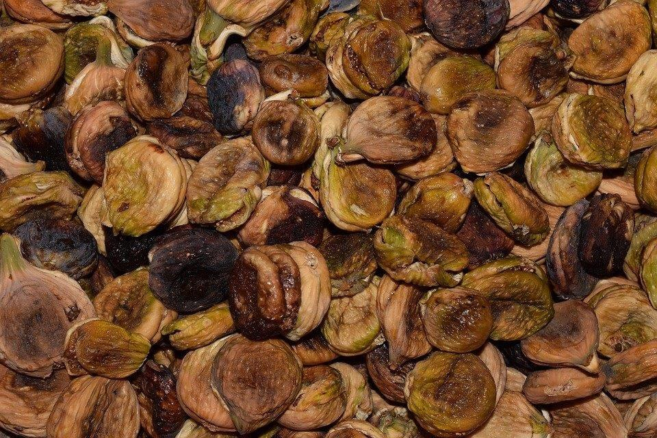 Dried Black Figs