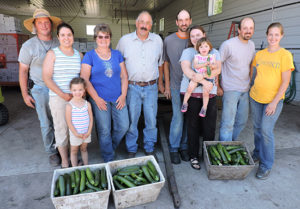 Vine Valley Farm Family Photo