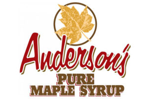 Anderson's Maple Syrup logo