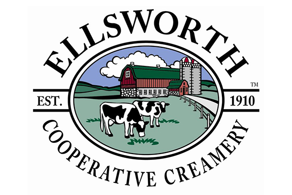 Ellsworth Creamery logo