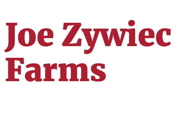 Joe Zywiec Farms logo