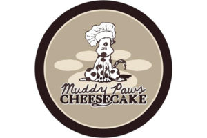 Muddy Paws Cheesecake logo