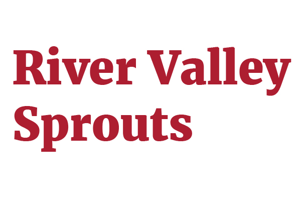 River Valley Sprouts logo