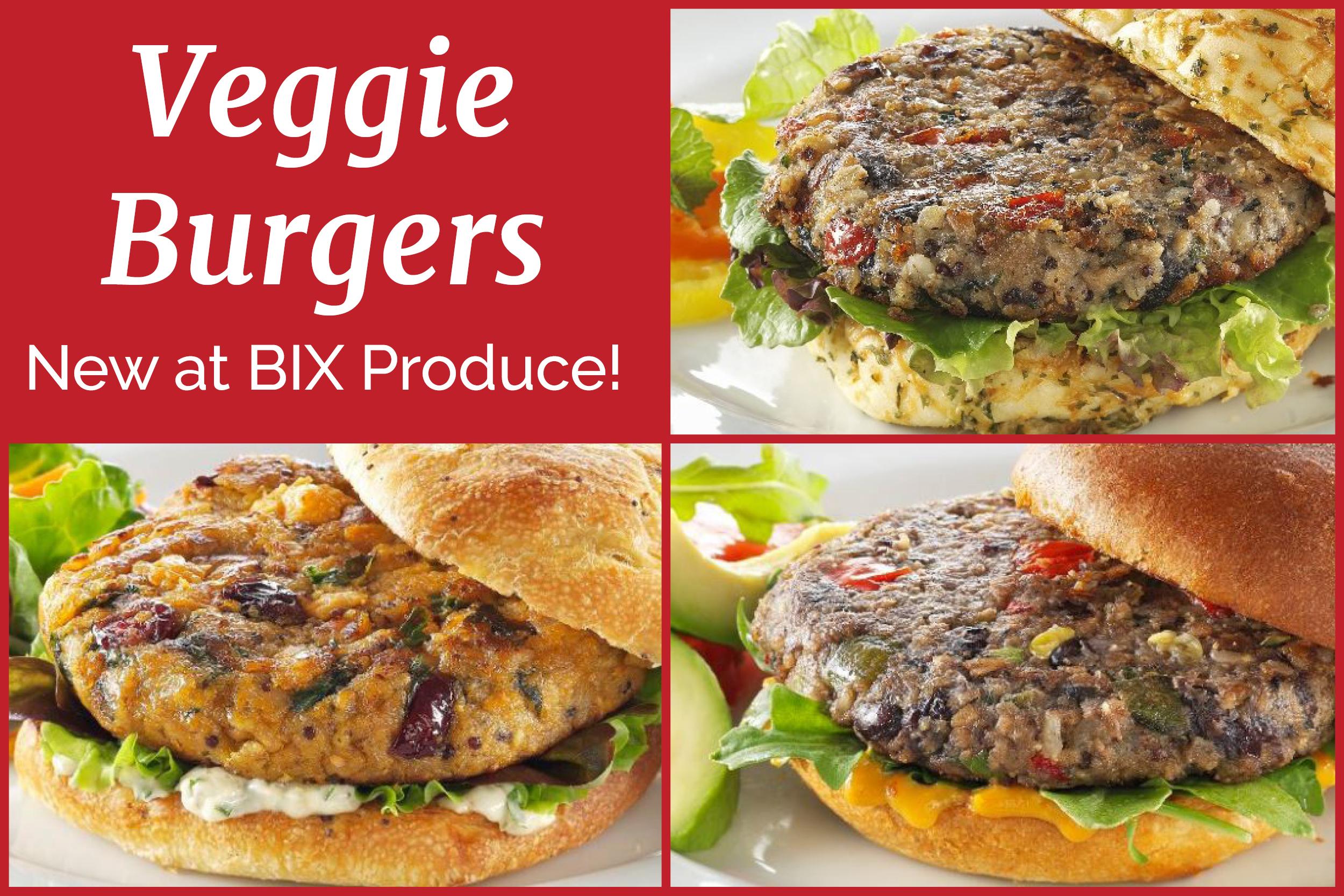 Whole Foods Veggie Burger Ingredients